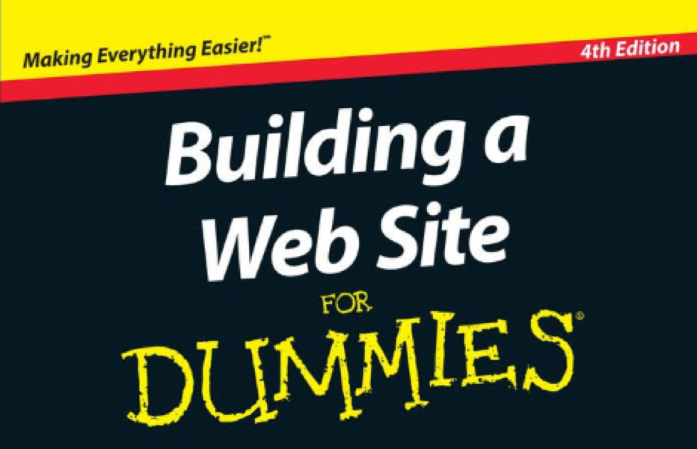 Building a new website guide for dummies charlies roof